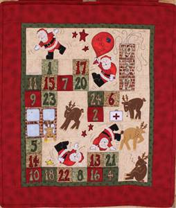 Silly Season Advent Calendar - KIT