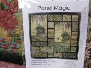 Panel Magic by Leesa Chandler