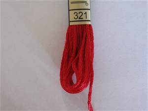 321 - Red