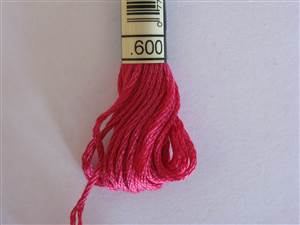 600 - Very Dark Cranberry