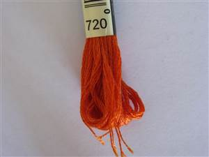 720 - Dark Orange Spice