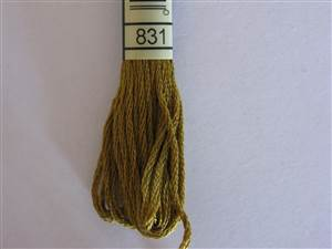831 - Medium Golden Olive