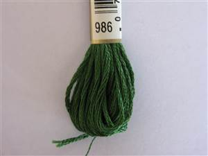 986 - Very Dark Forest Green