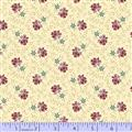 Mill Works - Scatter Floral Cream
