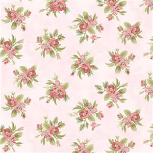 Small Floral Blush