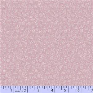 Cozies Flannel - Pink Dot Tonal