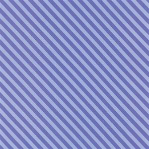 Grow - Purple Diagonal Stripe