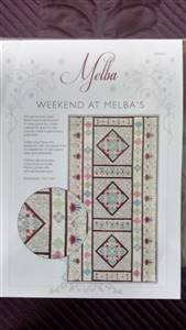 Weekend at Melba's Pattern