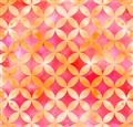 Sunkissed - Circle Geo - Pink