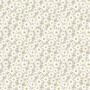 Flos Little Flowers - Daisy on Mauve
