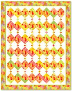 Sunkissed Quilt Kit