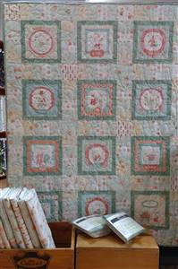 Bunny Tales Quilt Kit