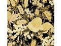 UTAS Flannel Flowers Black