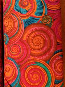 Kaffe Fassett - Fall Spiral Shells - Orange