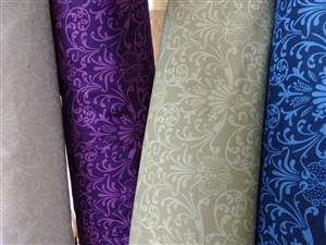 Regency Backing 280cm Wide - Purple