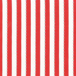 Be Colourful - Stripe Red