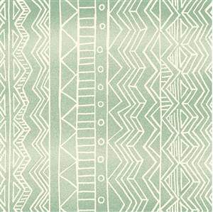 Home Tweet Home - Stripes Green